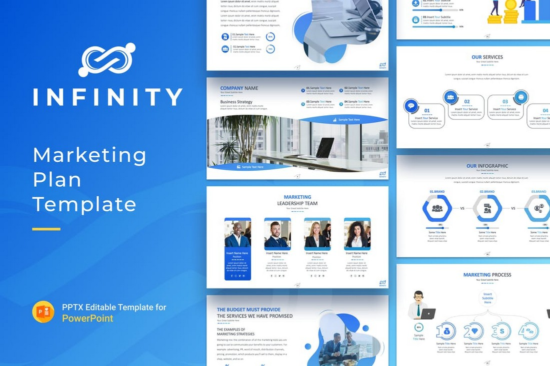 Depending on the kind of business you are planning, some of the information may not be relevant. 25 Best Marketing Plan Marketing Strategy Powerpoint Ppt Templates Design Shack