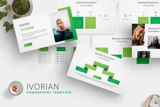 Ivorian - Powerpoint Template