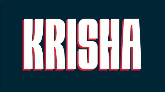 Krisha - Free Bold Font For Signs