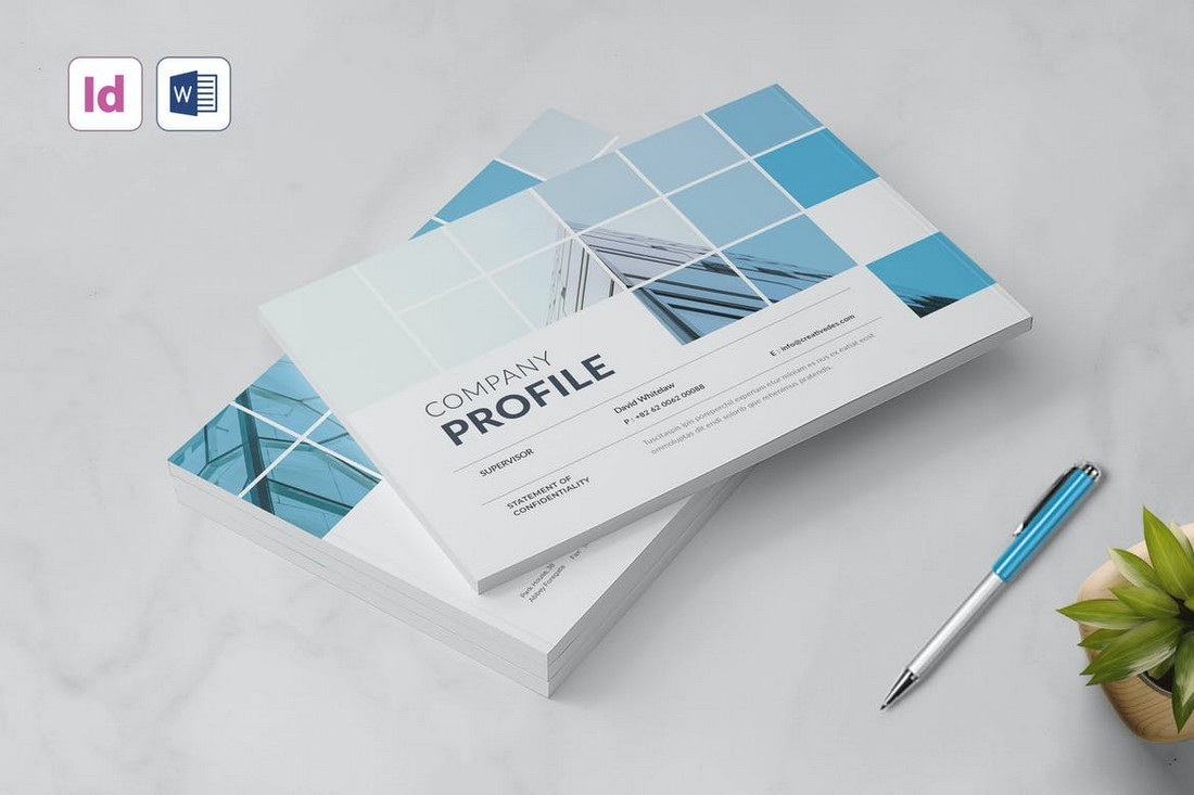 Making sure you're leveraging your good press is even more important. 40 Best Company Profile Templates Word Powerpoint Design Shack