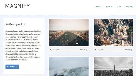Magnify-Premium-Tumblr-Theme
