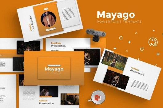 Mayago - Powerpoint Template