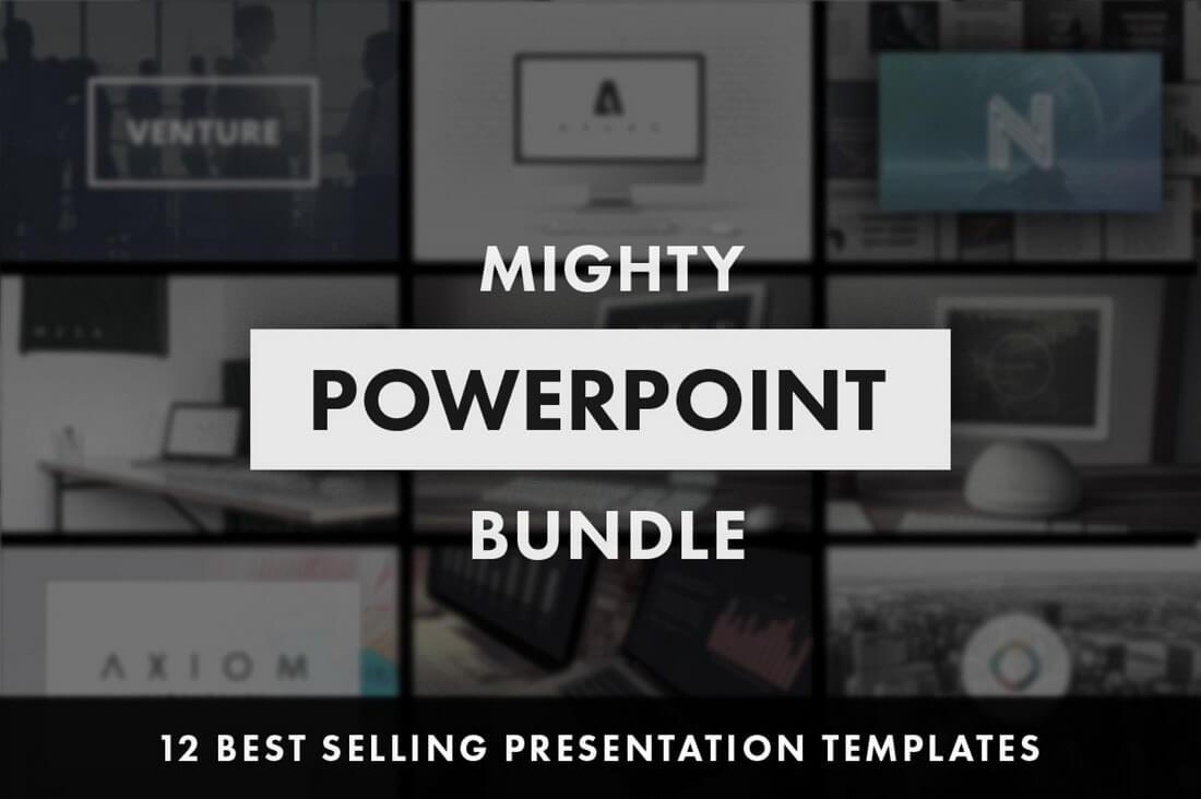 60+ Beautiful, Premium PowerPoint Presentation Templates 70