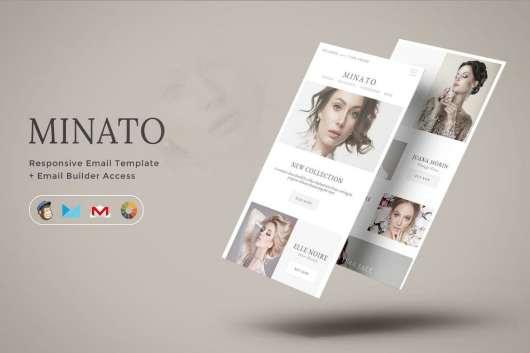Minato - Fashion Email Template