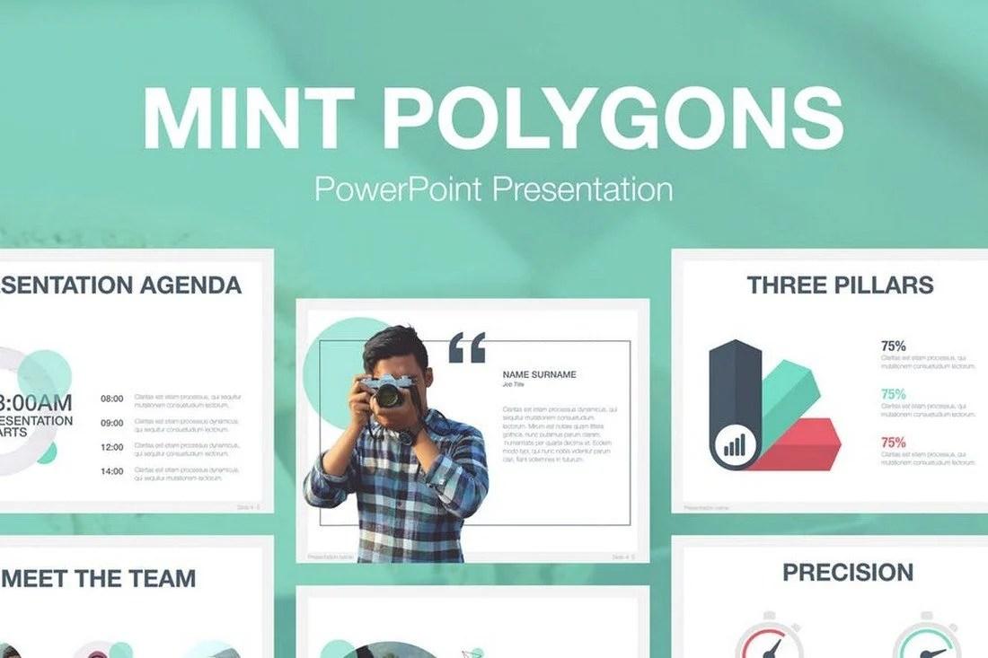 60+ Beautiful, Premium PowerPoint Presentation Templates 50