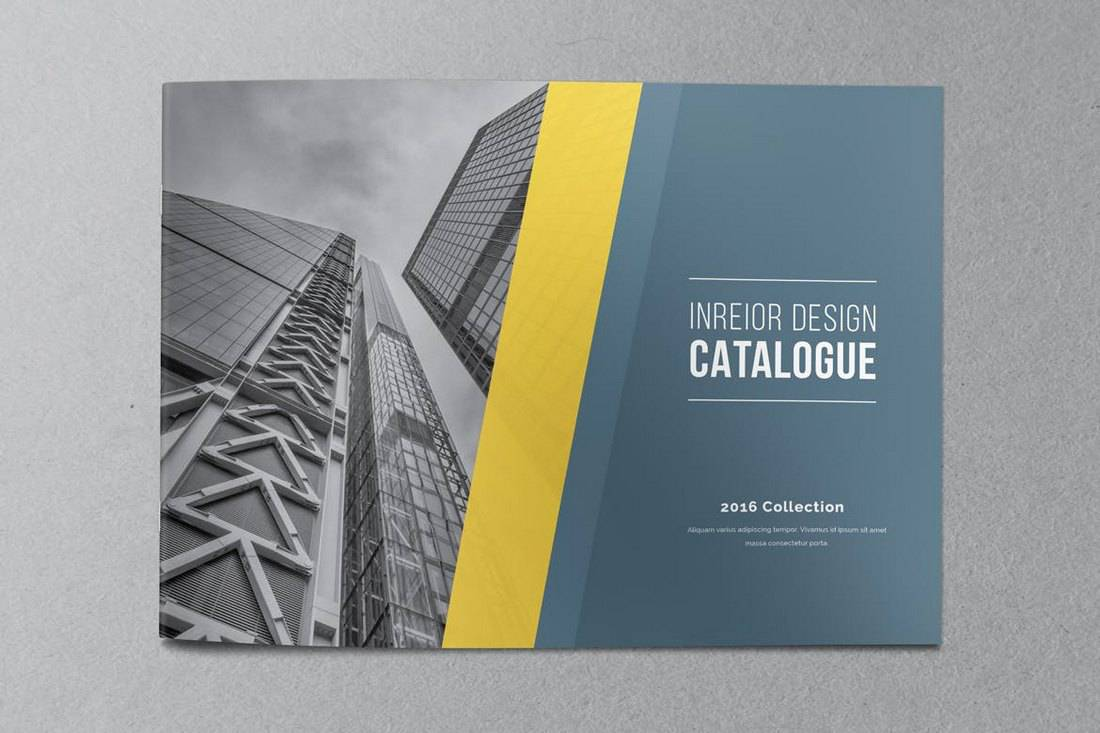 Modern Architecture Brochure Template