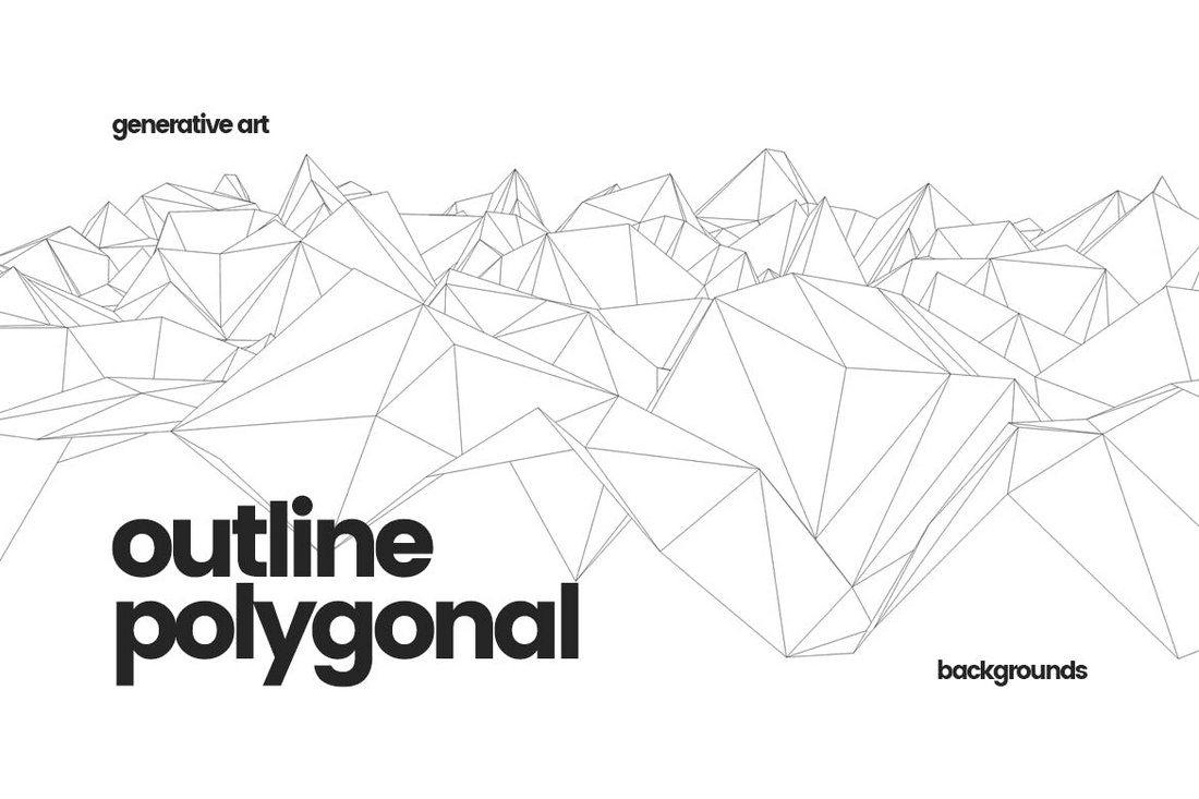 20+ Beautiful Geometric & Polygon Background Textures 66