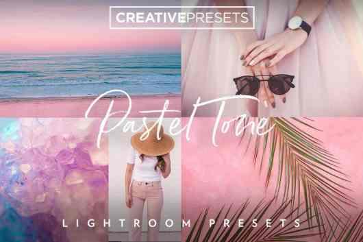 Pastel Tones Lightroom Presets