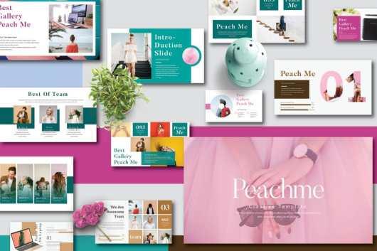 Peachme - Free Creative Template