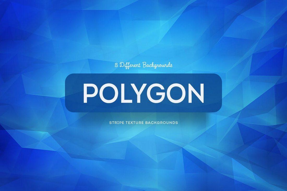 20+ Beautiful Geometric & Polygon Background Textures 70