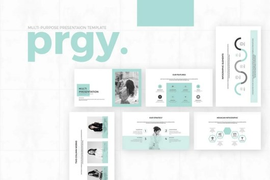 Prgy - Multipurpose PowerPoint Template