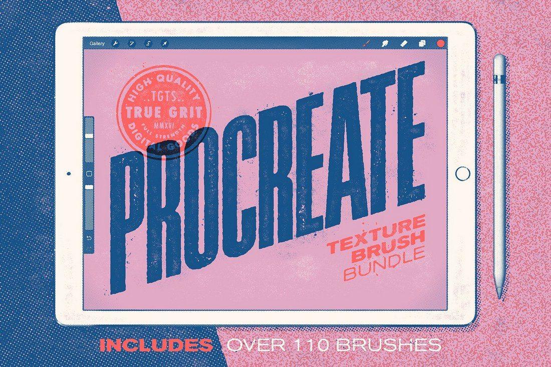 30+ Best Procreate Brushes 32
