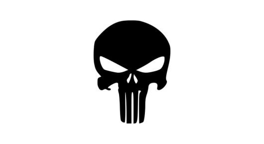Punisher Logo Template