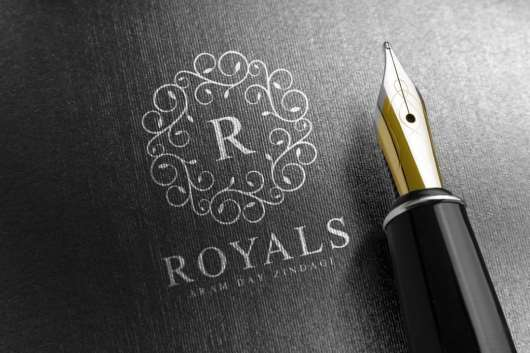 Royals Logo Template