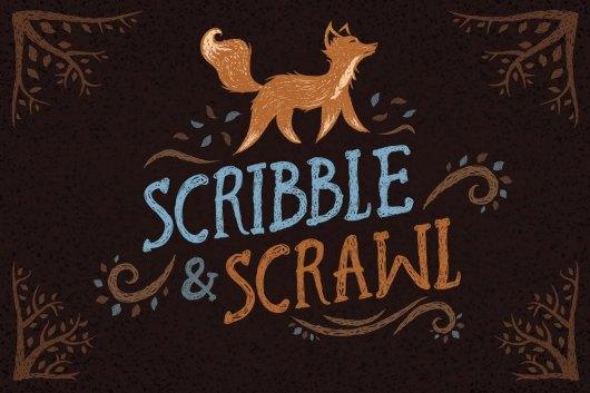 Scribble & Scrawl Brushes