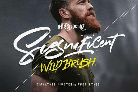 Significent Wild Brush