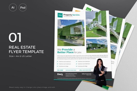 Slidewerk - Real Estate Flyer 01
