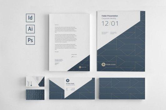 Stationery Corporate Identity 004