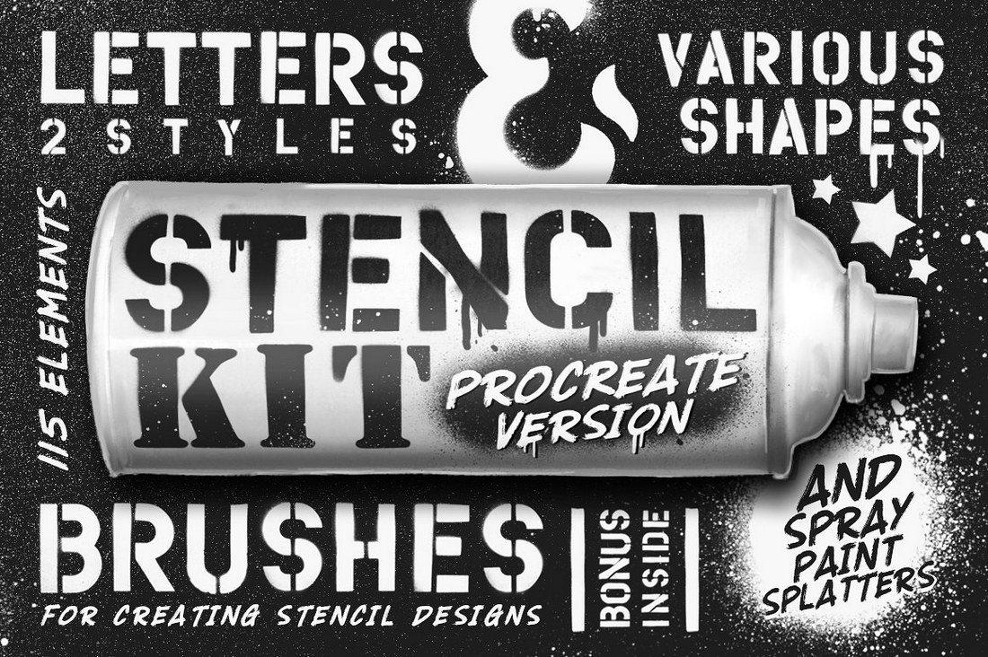 30+ Best Procreate Brushes 55