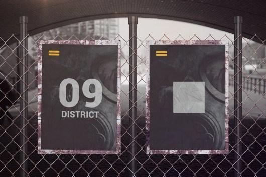 Street Poster Mockups V2