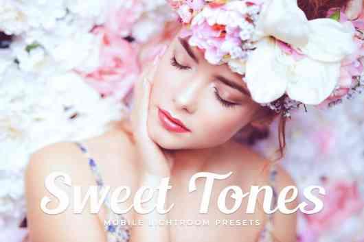 Sweet Tones Lightroom Presets