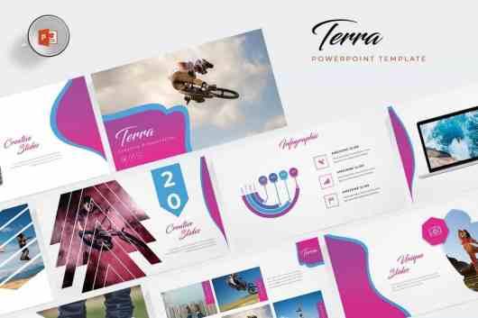 Terra - Premium Powerpoint Template