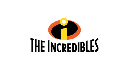 The Incredibles Logo Template