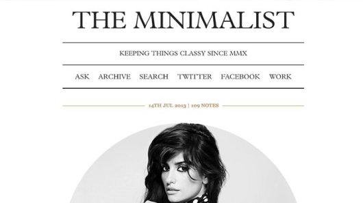 The-Minimalist-Free-Tumblr-Theme