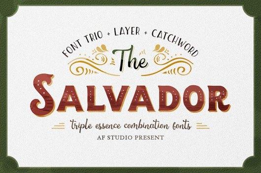 The Salvador Font Trio