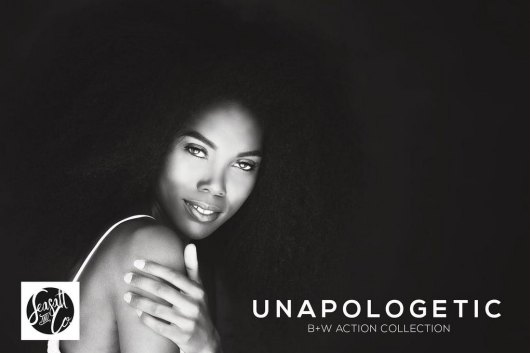 Unapologetic - B&W Photoshop Action Collection