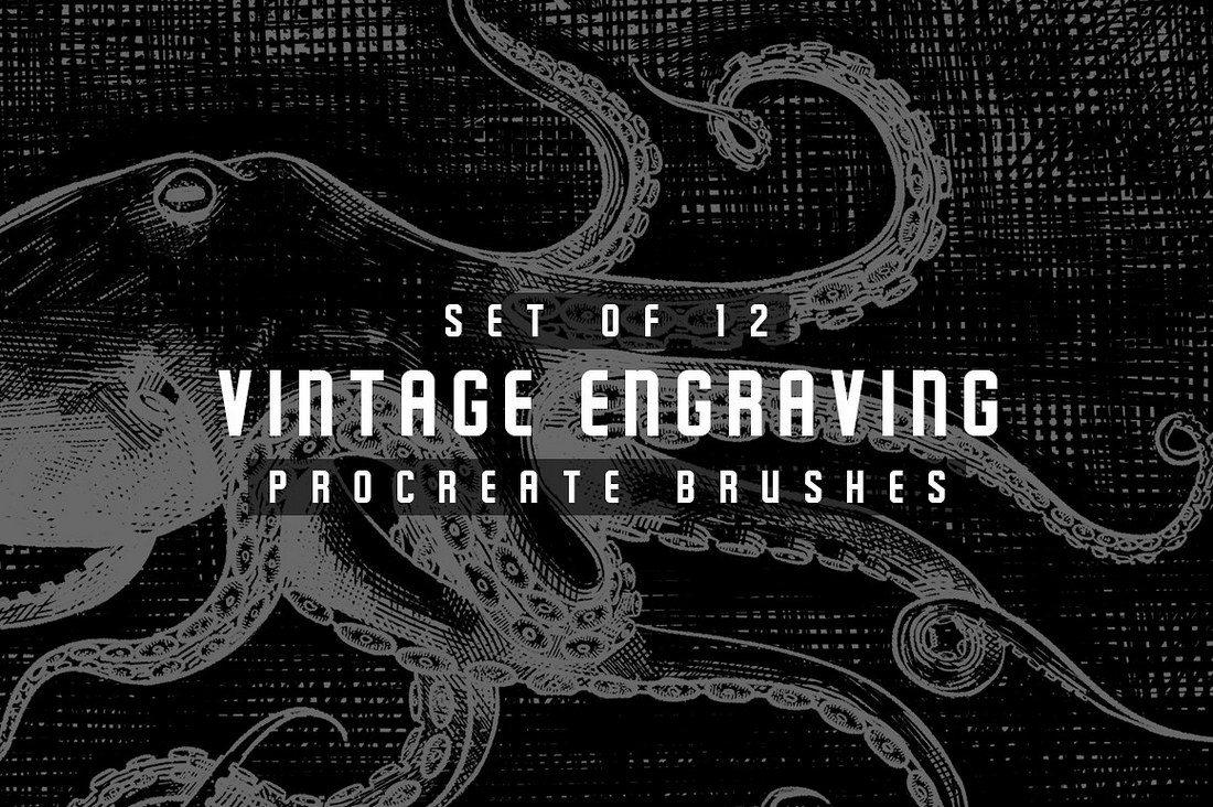 30+ Best Procreate Brushes 54