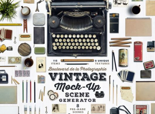 Vintage-Mock-Up-Scene-Generator-download