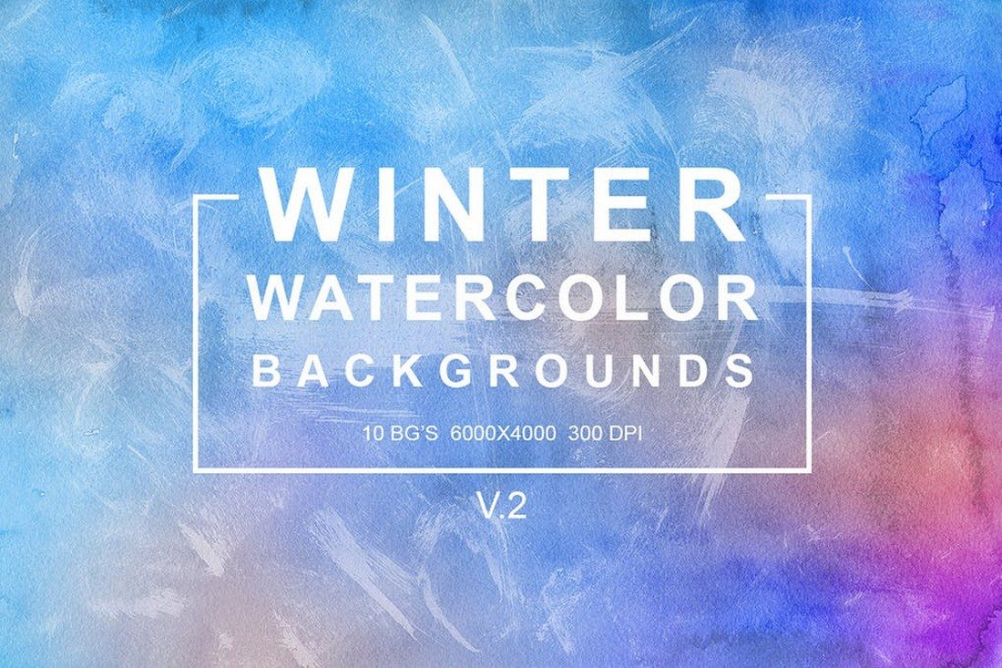 20+ Best Watercolor Background Textures 32