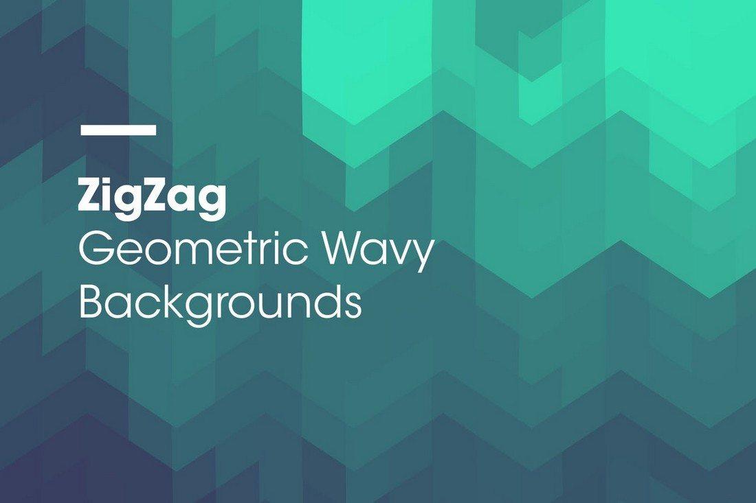 20+ Beautiful Geometric & Polygon Background Textures 42
