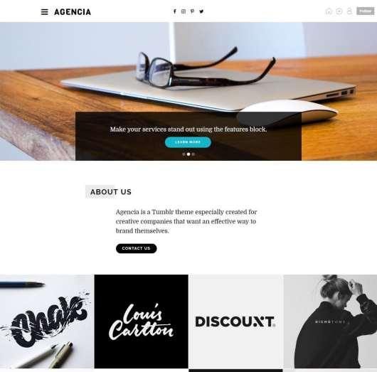 agencia-tumblr-theme