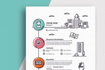 Don't call yourself 'people person', or any of these other things for that matter. 50 Best Cv Resume Templates 2021 Design Shack