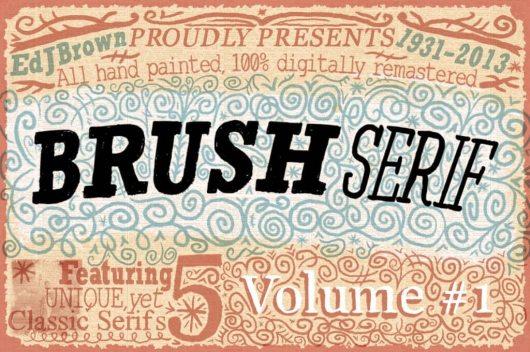 brush-serif-posters-o