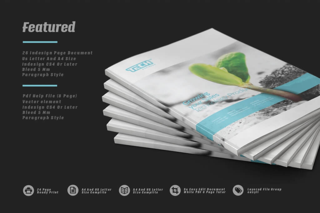 cm preview o 1024x681 - 70+ Modern Corporate Brochure Templates