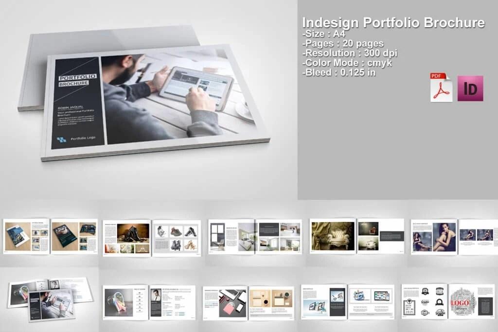 main o 2 1024x683 - 70+ Modern Corporate Brochure Templates
