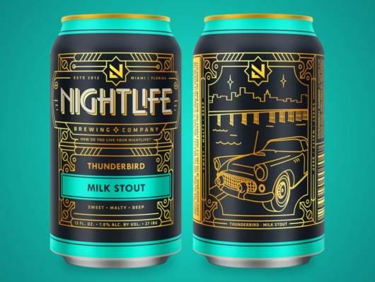 nightlife brewing