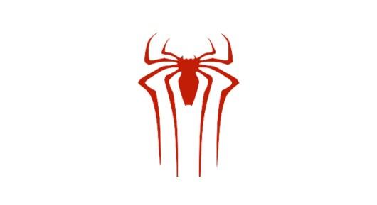 the amazin spiderman logo template
