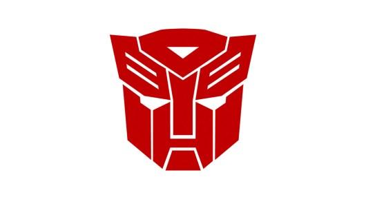 transformers logo template