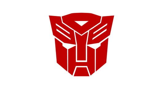 transformers logo template
