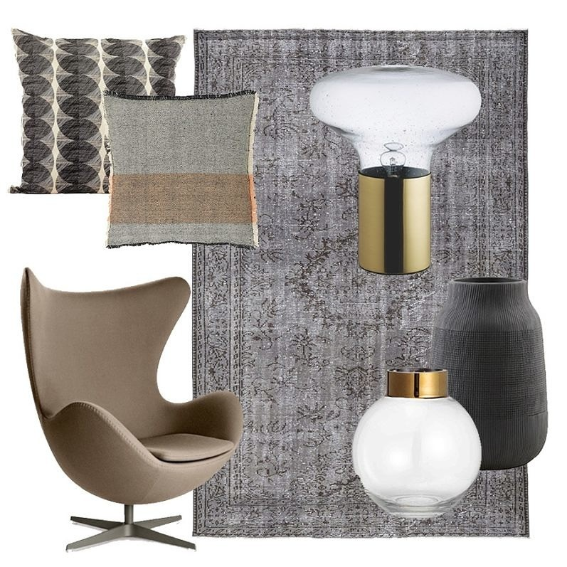 Furniture and Accessories; The Living Room.