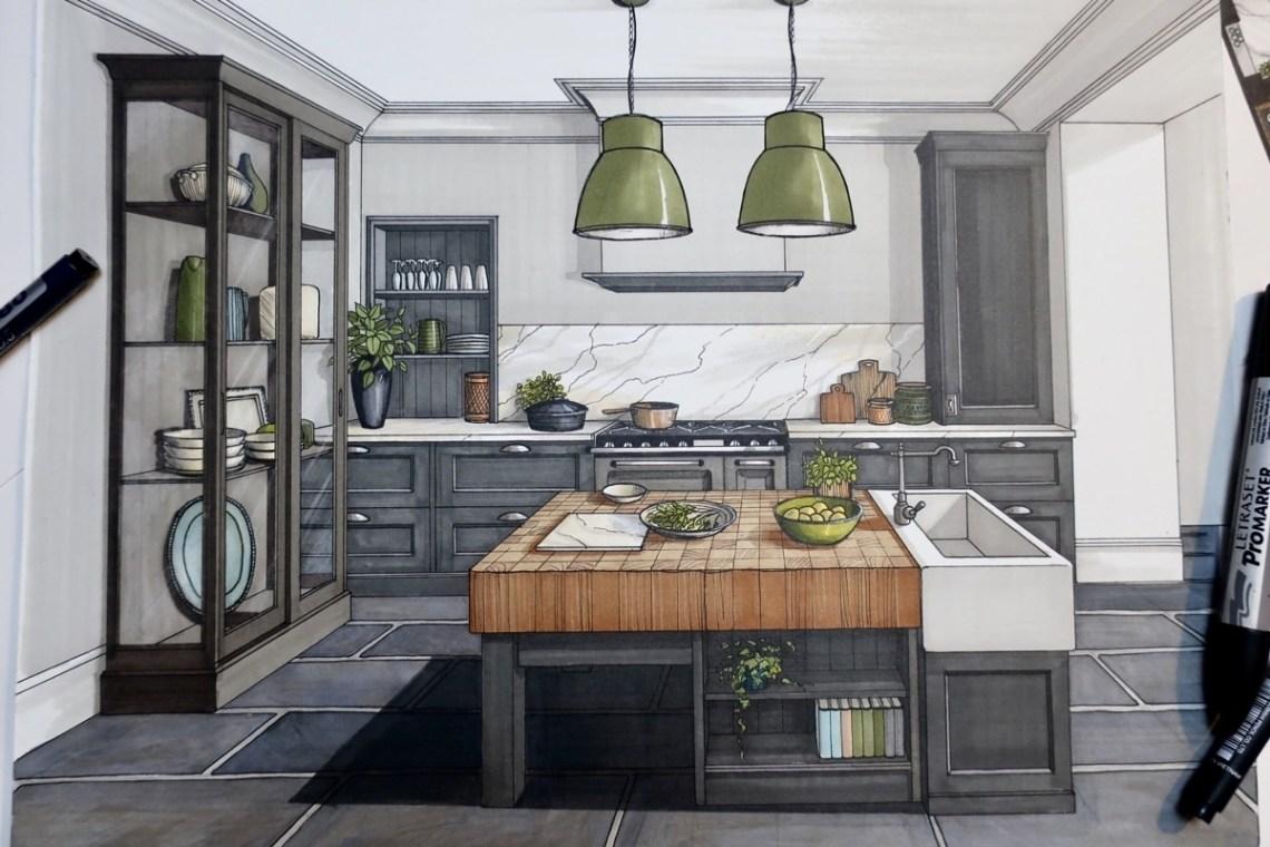designsixtynine kitchen planning inspiration