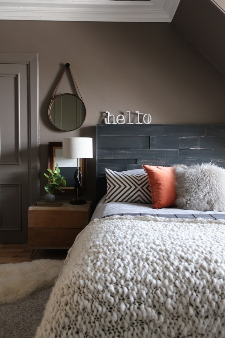 The Bedroom Makeover Is On Apartment Therapy Shop The