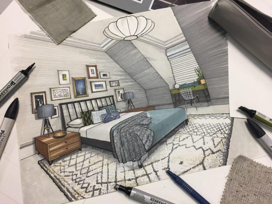 Guest Bedroom Initial Plan