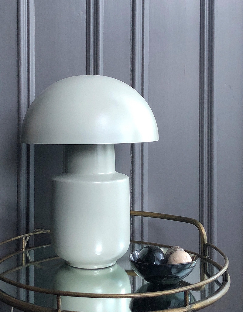 Ikea Hack Diy Table Lamp On A Budget Designsixtynine