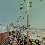 vintage funfair New York