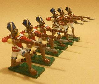 Vintage Toy Soldiers Lead